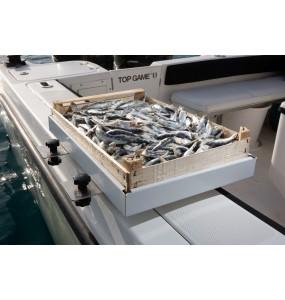 Sistema de descarga CRAZY BOX conexión tradicional de 30 °
